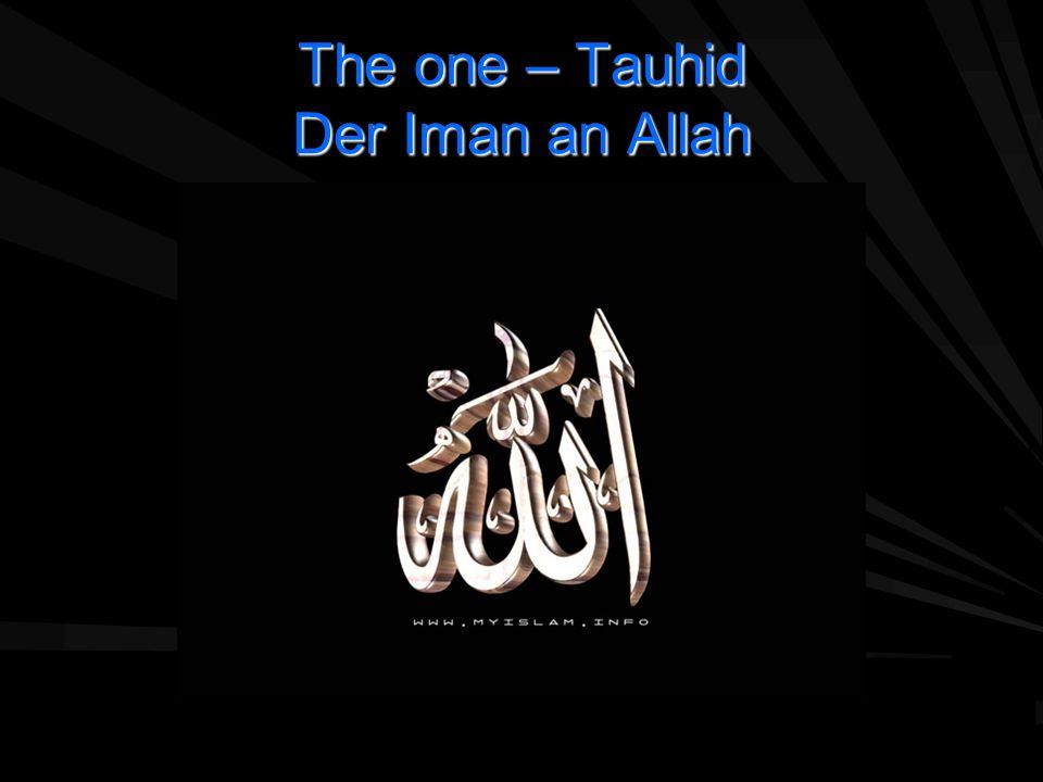 Ich glaube an Allah, aber kann ich das auch beweisen.