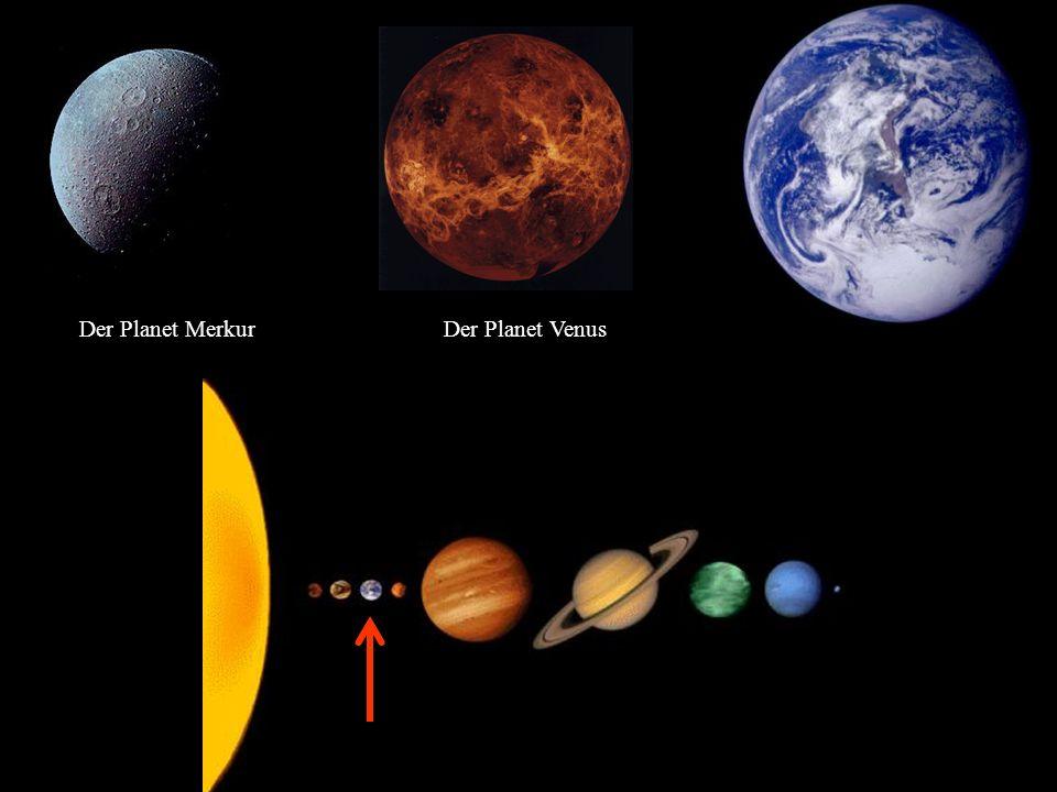 Der Planet MerkurDer Planet Venus