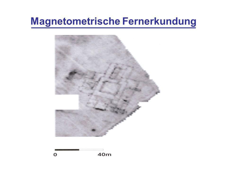 Magnetometrische Fernerkundung