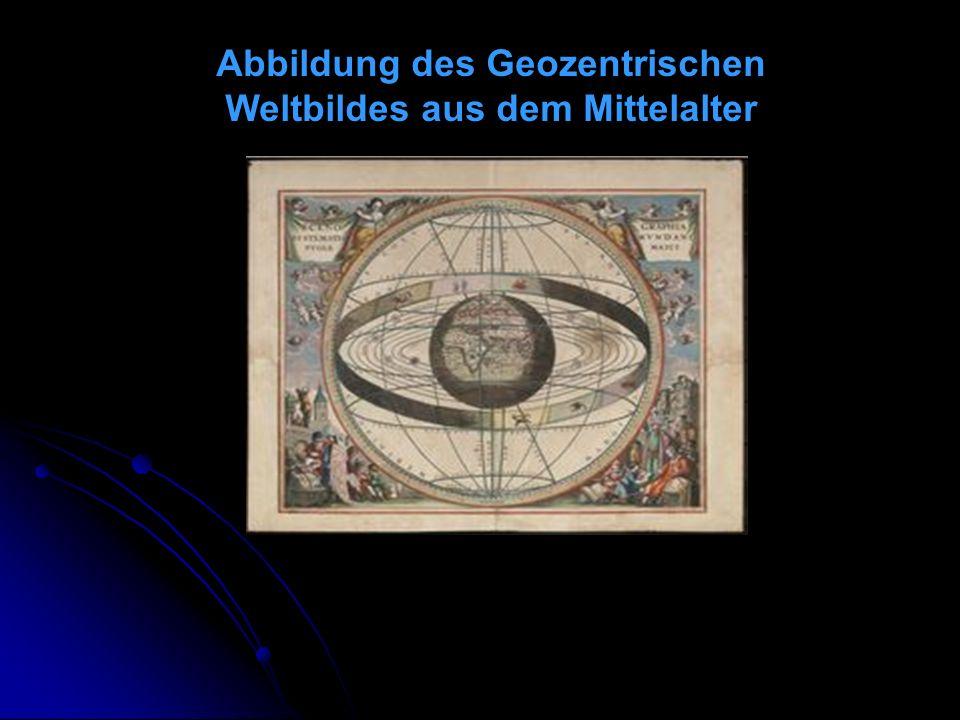 Heliozentrische Weltbild Sonne steht im Mittelpunkt des Universums (Heleos ist ein Sonnengott Sonne besteht zum Großteil aus Helium) alle Planeten drehen sich um die Sonne wird auch kopernikanisches Weltbild genannt Erkenntnis: unser Sonnensystem nur ein kleiner Teil des Ganzen