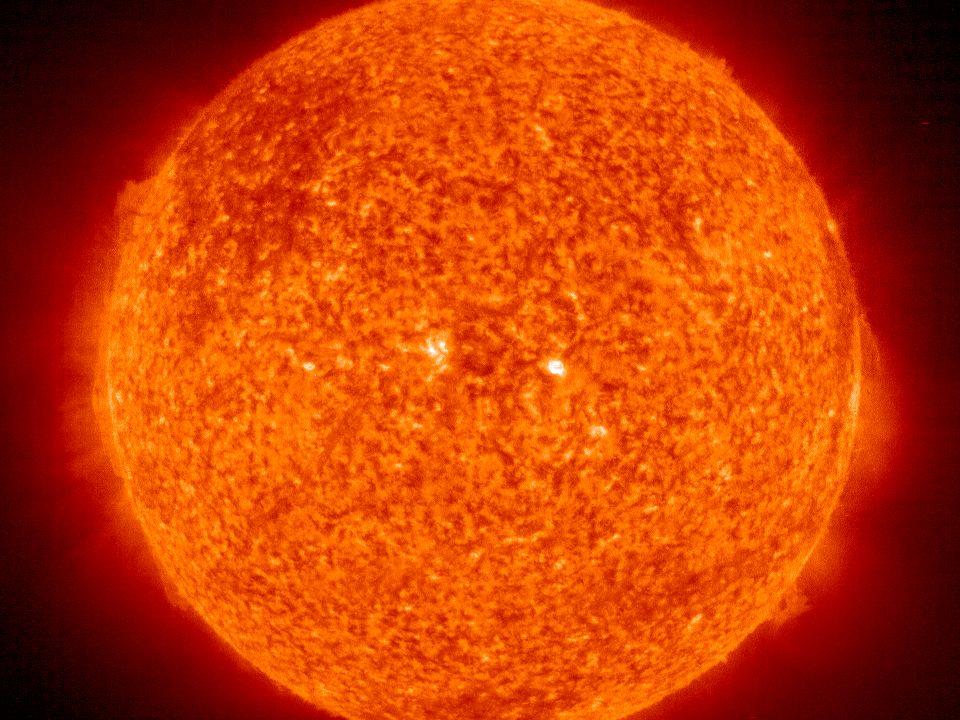 Wie viel Sonnenenergie fällt für die Erde ab.