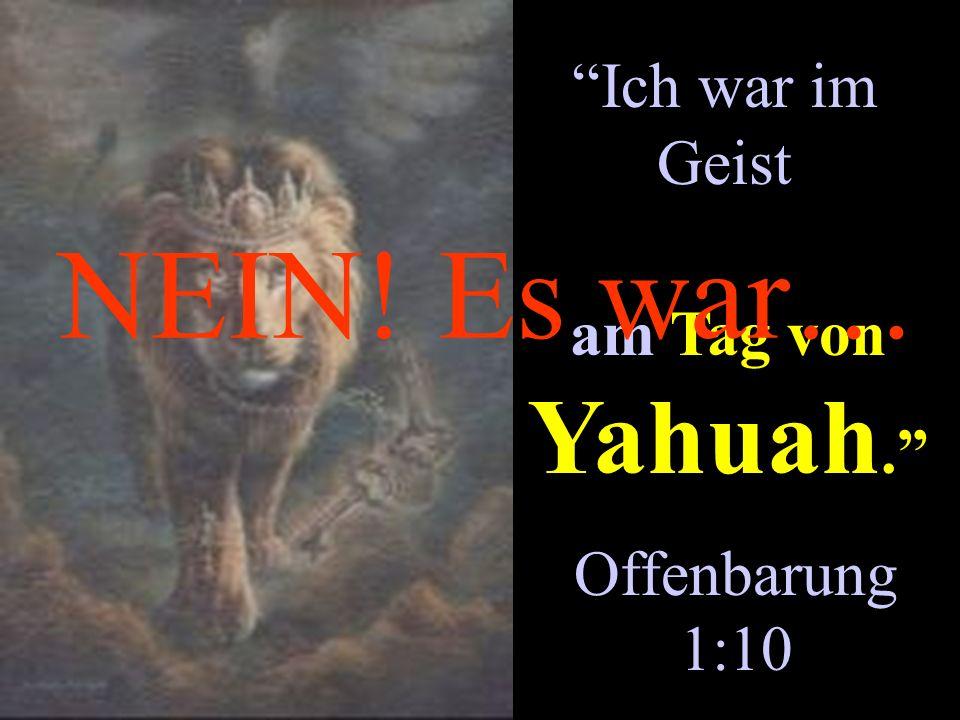 Und alles Volk fiel auf sein Angesicht, und sagte, Melech Alef (1.Könige) 18:39 Yahuah! Er ist der Retter! Er ist der Retter! Yahuah!
