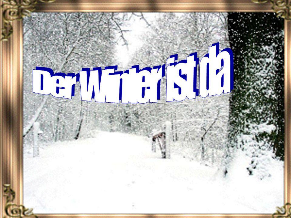 1. Es ist kalt. a. Холодно b. Тепло c. Идёт снег