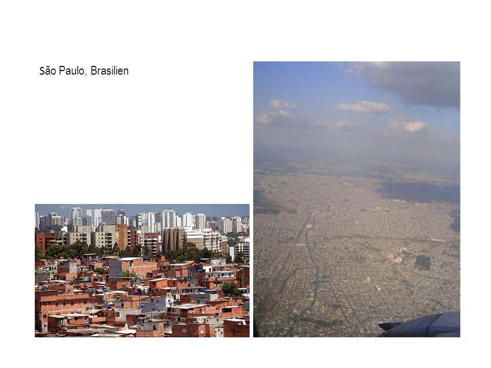 Urbanisierung ist einer der zentralen Trends des 21. Jahrhunderts