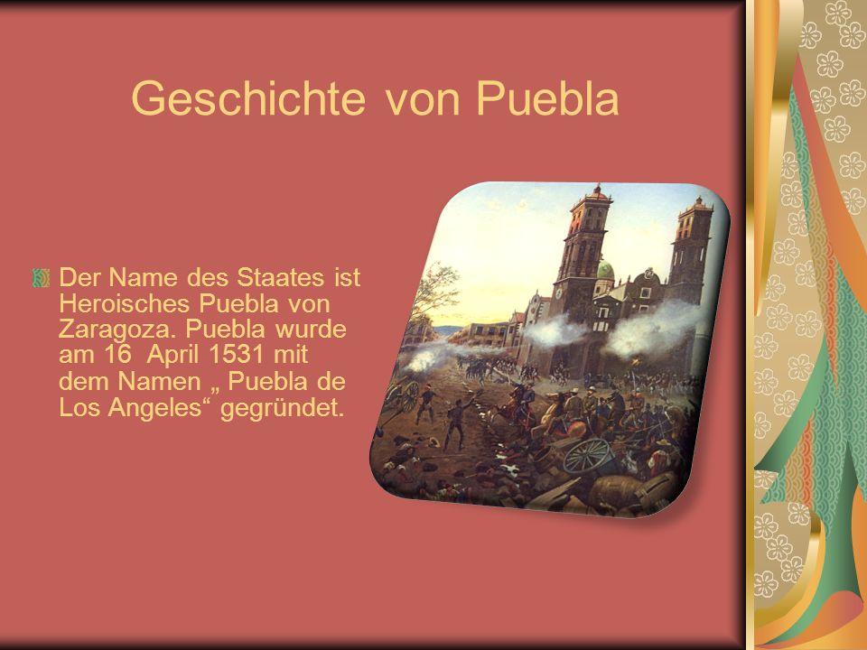 Das Datum der Gründung ist der 16 September 1531.