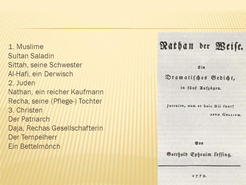 1779 3 Drucke 14.04.1783 UA. Berlin, Döbbelin 27.07.1801 EA. Magdeburg 28.11.1801 EA. Weimar, Schiller Sept. 1945 Deutsches Theater, Berlin