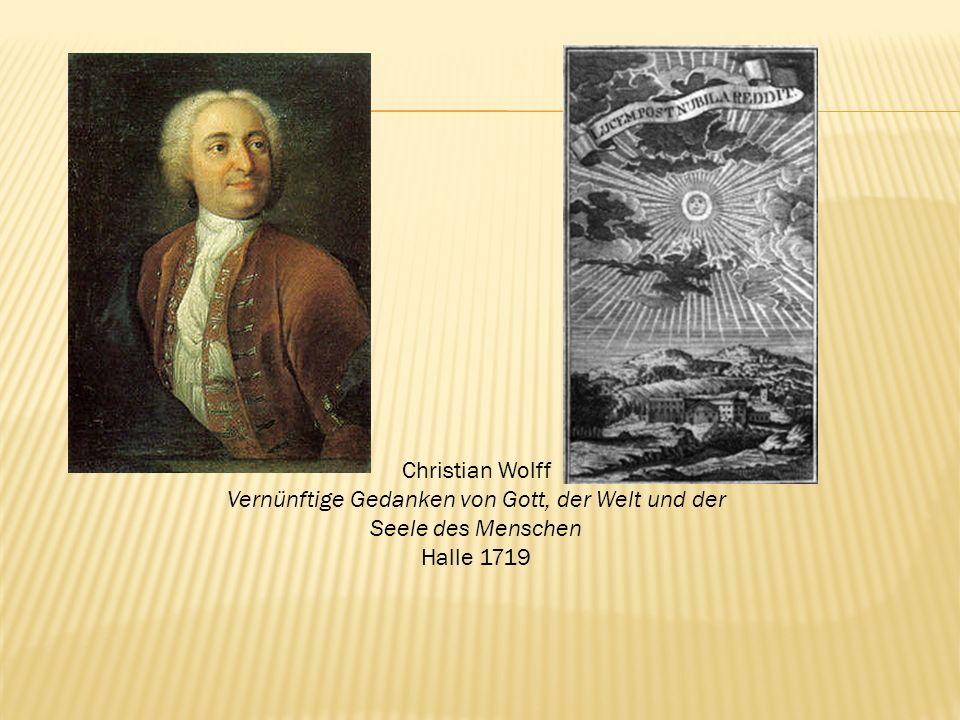 Die Philosophen der Aufklärung waren es, welche den Beginn der Moderne eigentlich einläuteten. Sie wirkten auf die Dichter vieler europäischer Länder