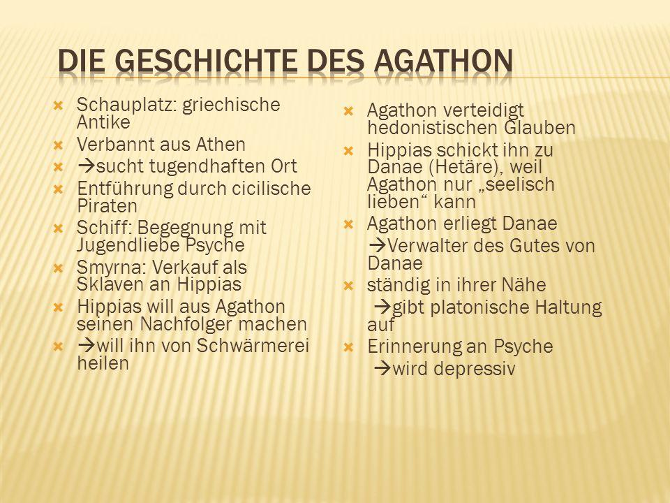 *1733 bei Biberach +1813 - Pfarrersohn - fromme, pietische Erziehung - Studiert zuerst Philosophie, dann Jura, beides ohne Abschluss - 1750: Verlobung