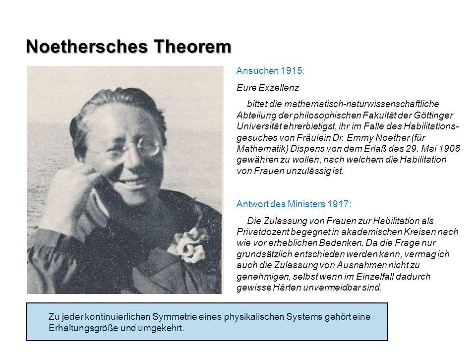 Ansuchen 1915: Eure Exzellenz bittet die mathematisch-naturwissenschaftliche Abteilung der philosophischen Fakultät der Göttinger Universität ehrerbie