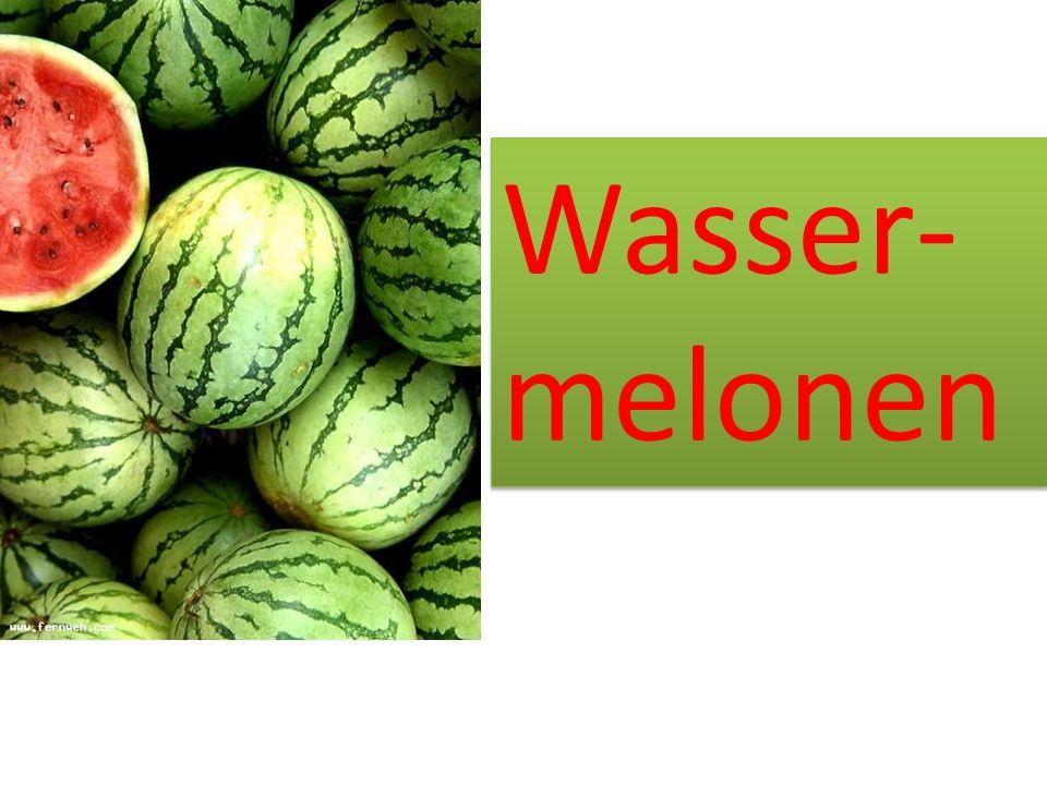 Wasser- melonen