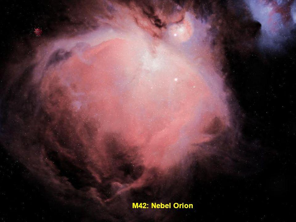 NGC 2237: Nebel Apfelbewässerung