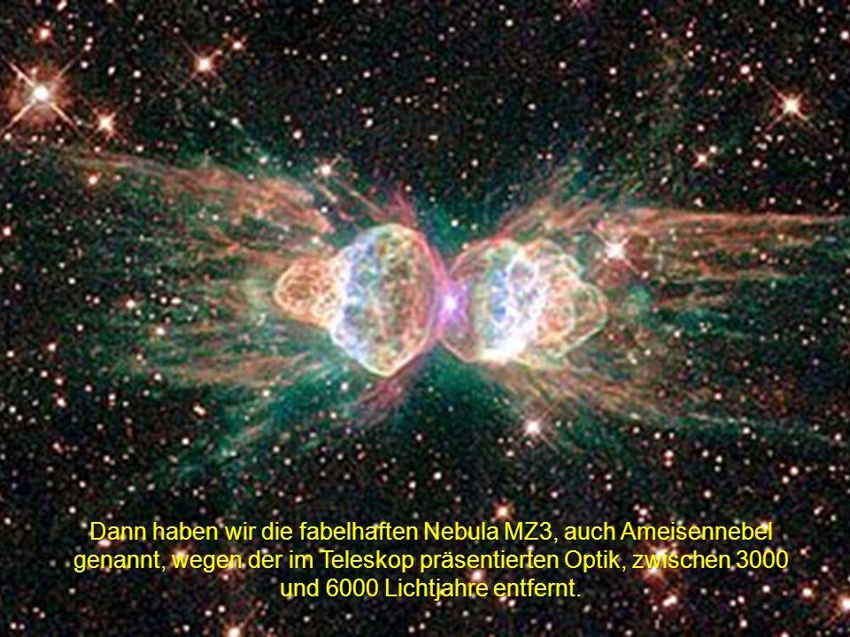 Zunächst ist hier der Galaxie Hut, auch als M 104 im Messier-Katalog bekannt, etwa 28 Millonen Lichtjahre entfernt, wird dieses Foto als eines der bes