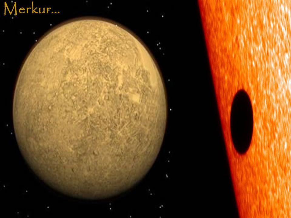 Merkur und Sonne Merkur Merkur…