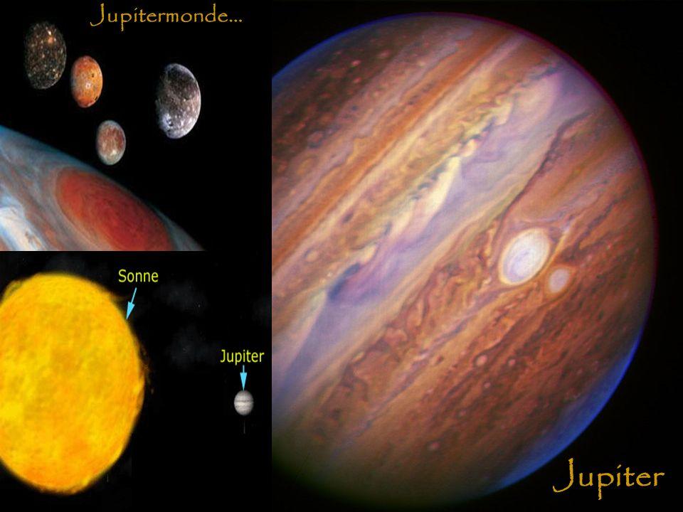 Der Saturn und seine Monde…