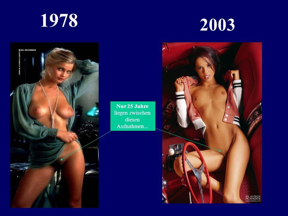 2001 1976 Nur 25 Jahre liegen zwischen diesen Aufnahmen...