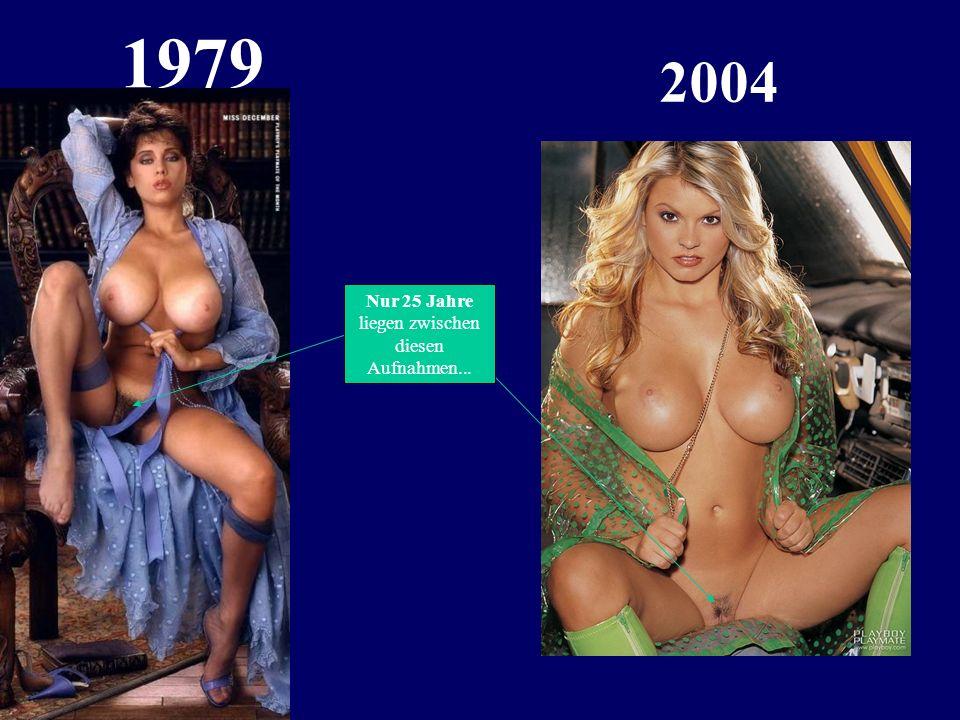 1978 2003 Nur 25 Jahre liegen zwischen diesen Aufnahmen...
