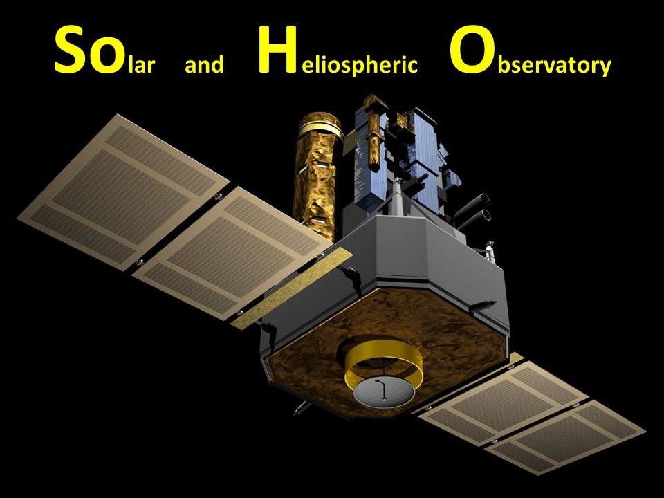 So lar and H eliospheric O bservatory