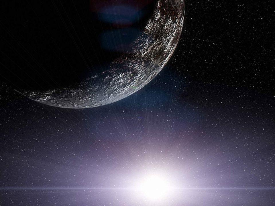 Beim Mond vorbei