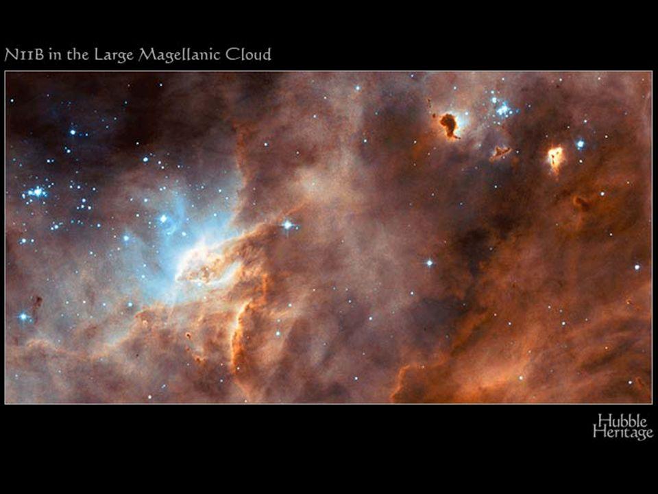 Sternentstehung in der großen Magellanschen Wolke 1