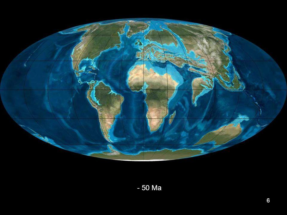 57 Ein kurzer Sprung in die tiefe Vergangenheit der Erde