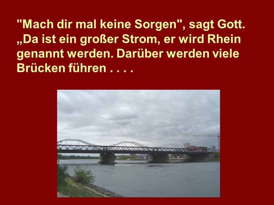 ... und dort ist die Pfalz !!!!