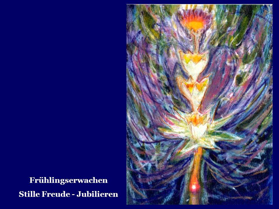 Metamorphose von der Persönlichkeit zur Seele / Bewusstsein, zur Überseele / universales Bewusstsein, der Mutter der Welt