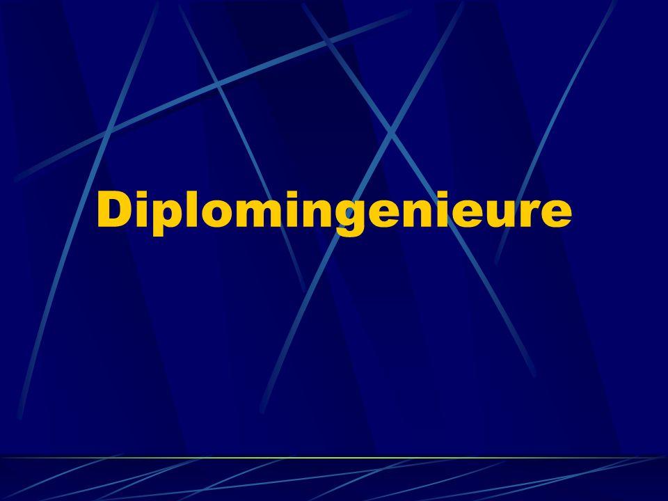 Diplomingenieure