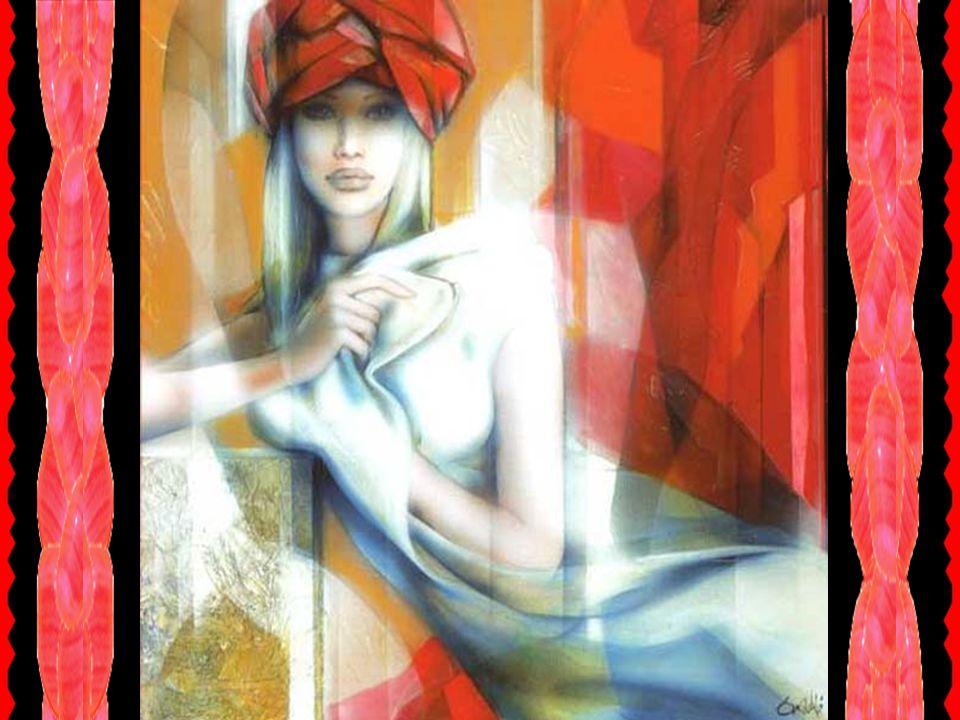 Die Frau ist das Land, das hoffen, dass alle Kulturen gibt. (Roger besus) *