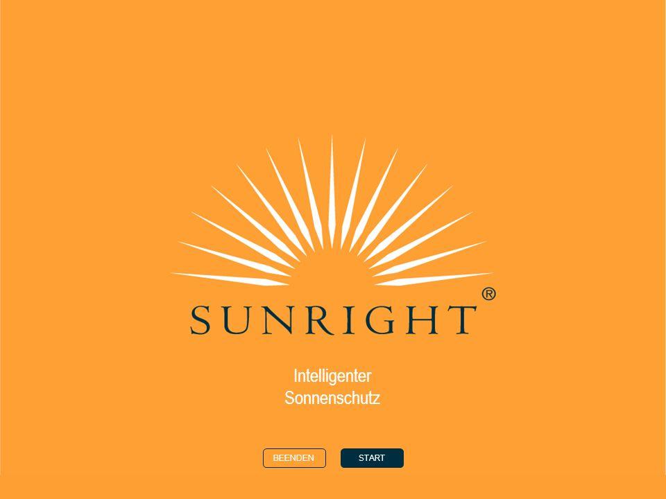 Intelligenter Sonnenschutz BEENDENSTART