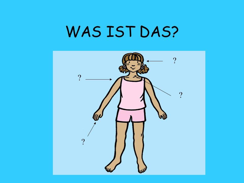 WAS IST DAS? ? ? ? ?