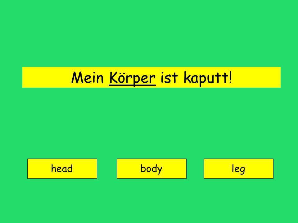 Kopf = head