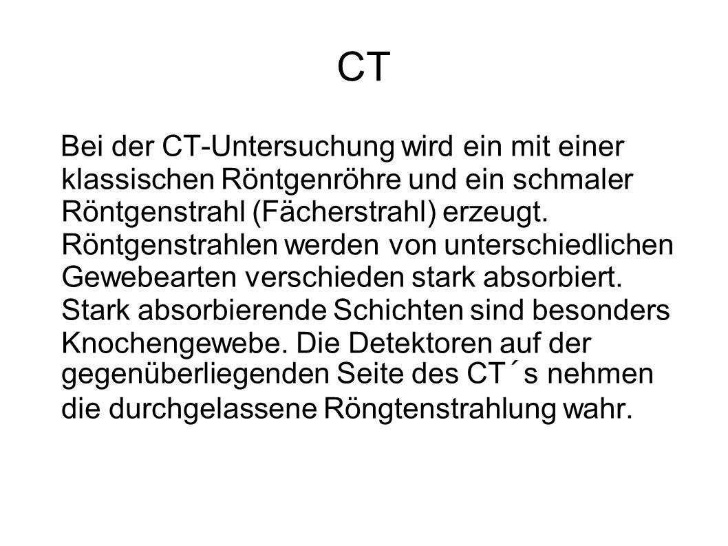 CT sag. Bild
