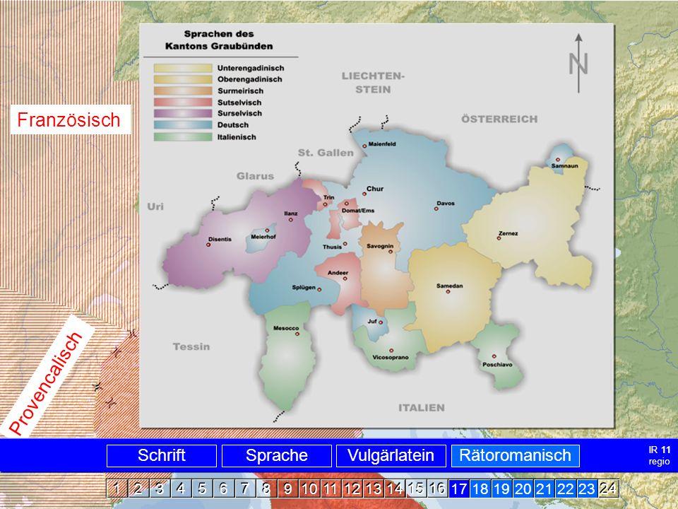 Alpenromanisch Karte Donau Rhein Französisch Provencalisch Lombardisch Venetisch Die Romania ~ 1000 Das Alpenromanische behielt in den Gebirgstälern sehr lange seine Eigenart.