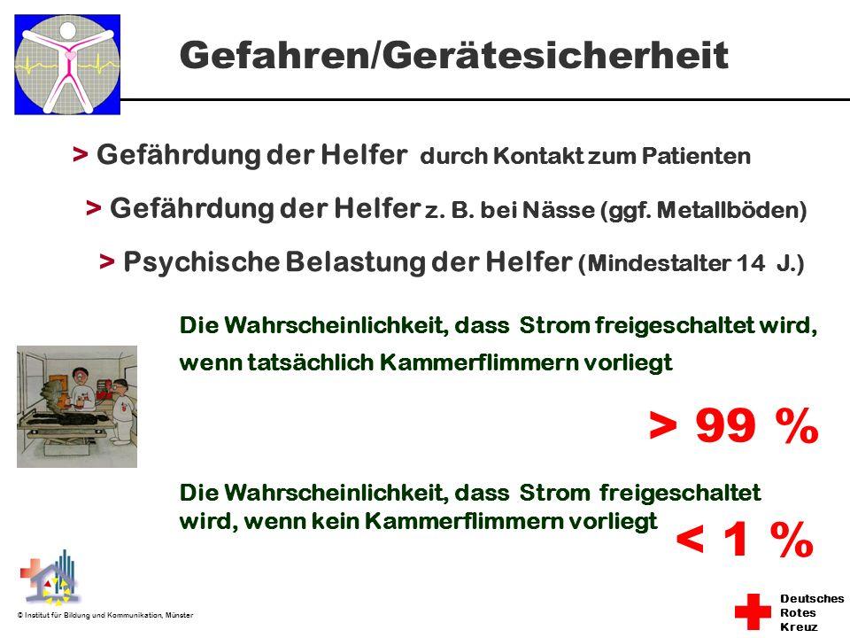 Deutsches Rotes Kreuz © Institut für Bildung und Kommunikation, Münster > Gefährdung der Helfer durch Kontakt zum Patienten > Psychische Belastung der