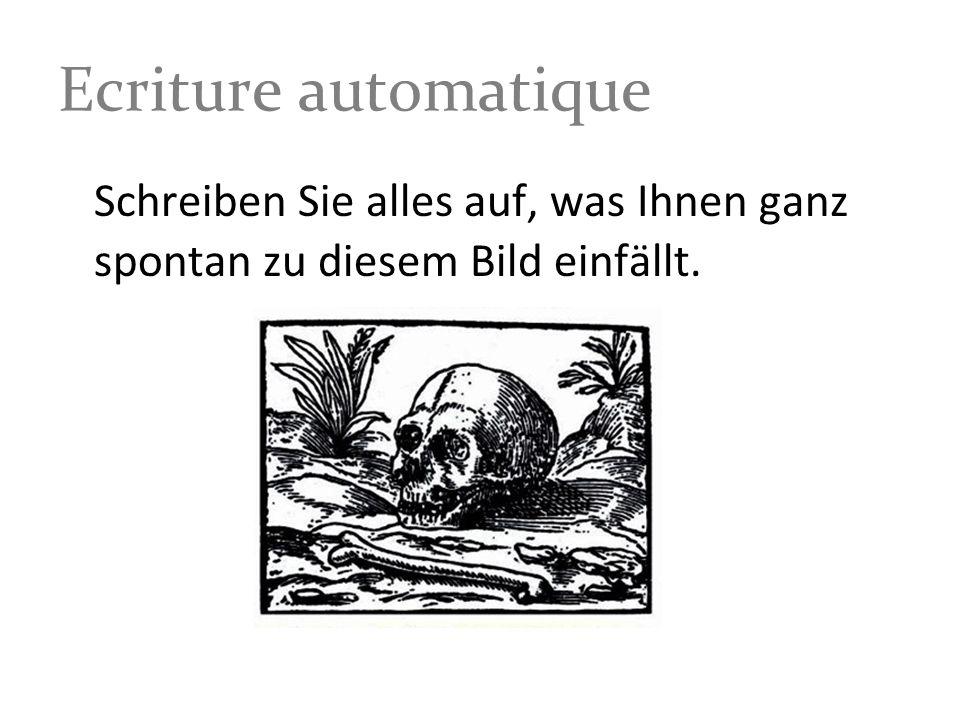 Barock (1600-1720) Ich und du und alles ist vergänglich.