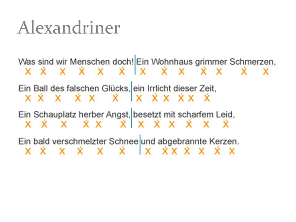 Alexandriner