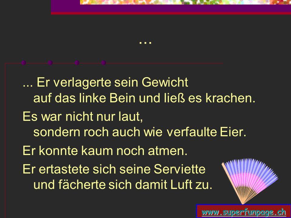 www.superfunpage.ch Glücklicherweise......