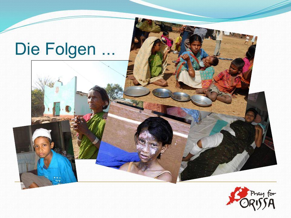 versucht zu helfen… Lebensmittel, Unterkunft und Schulbildung für Kinder und Jugendliche