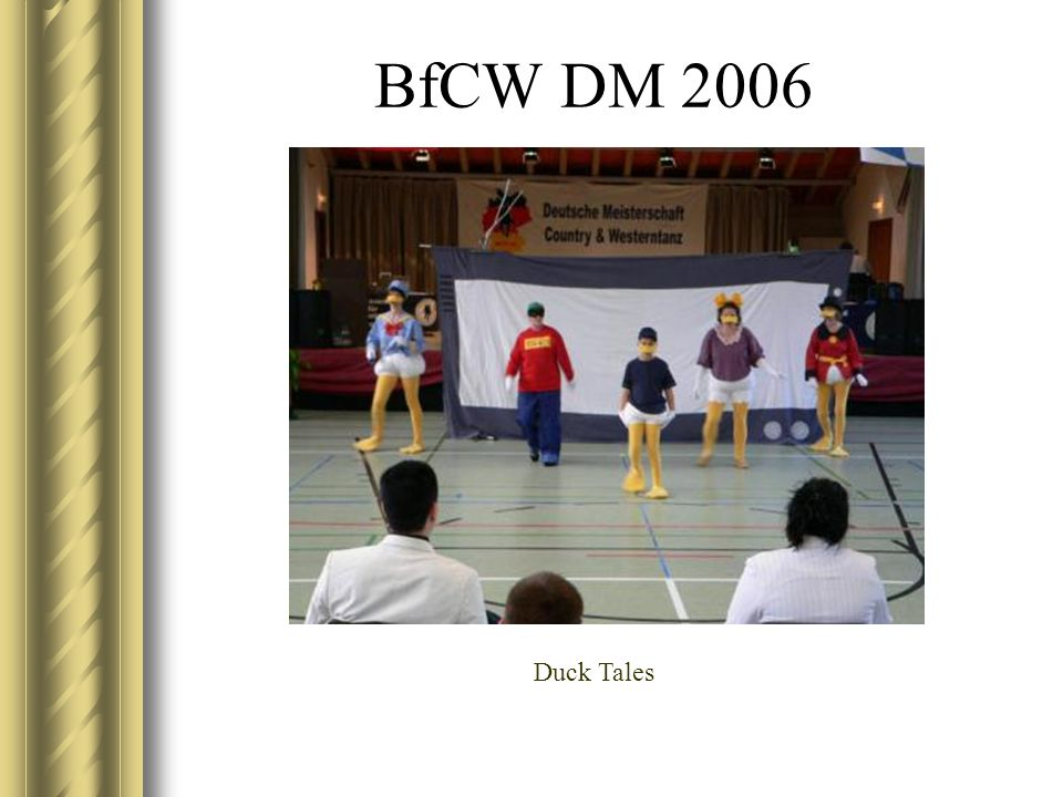 BfCW DM 2006 Duck Tales