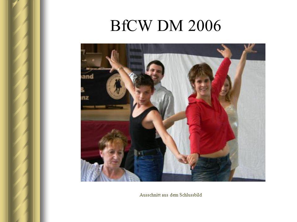BfCW DM 2006 Ausschnitt aus dem Schlussbild