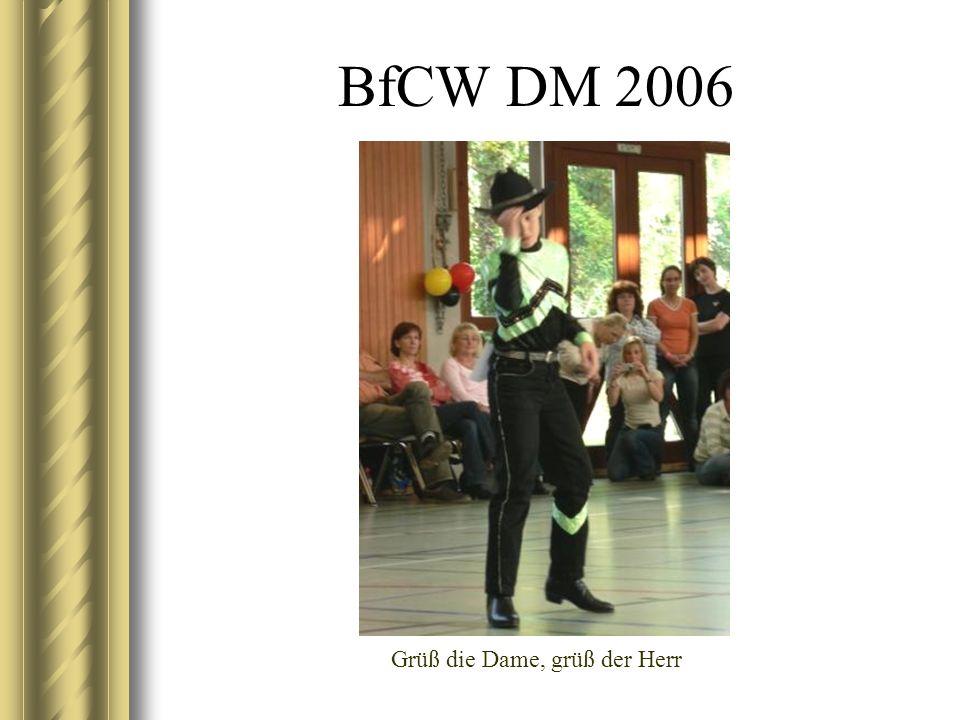 BfCW DM 2006 Grüß die Dame, grüß der Herr