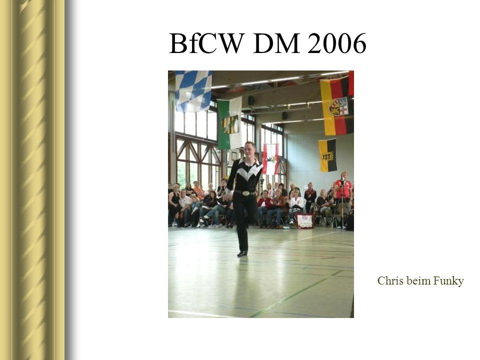 BfCW DM 2006 Chris beim Funky