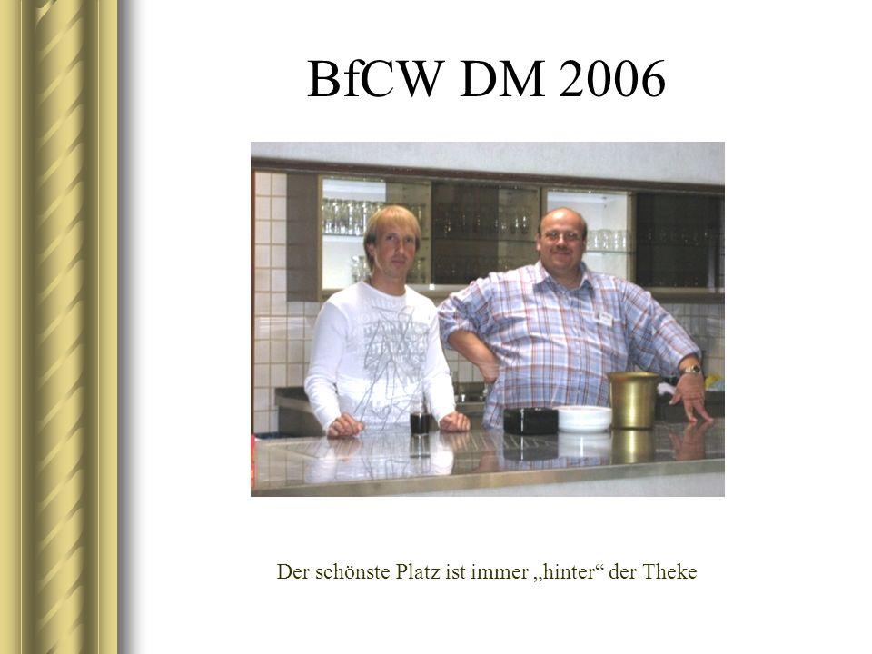 BfCW DM 2006 Abendshow mit Tom – Der Kampf mit dem Besen