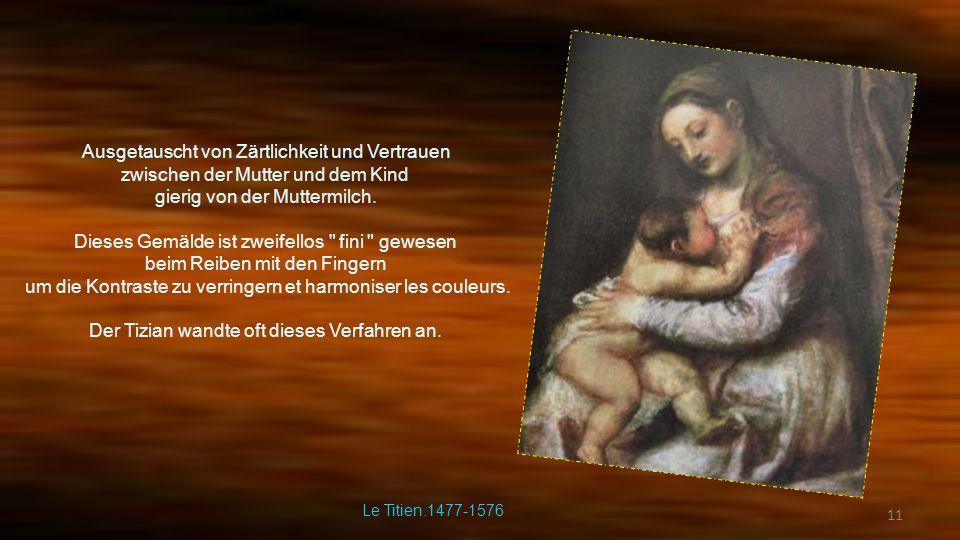 10 Marie und Jesus alles, in zu lächeln. Detail, das fein von allem Leben von Kind beobachtet wird,: Jesus unterhält sich mit dem Zeh seines/ihres ger