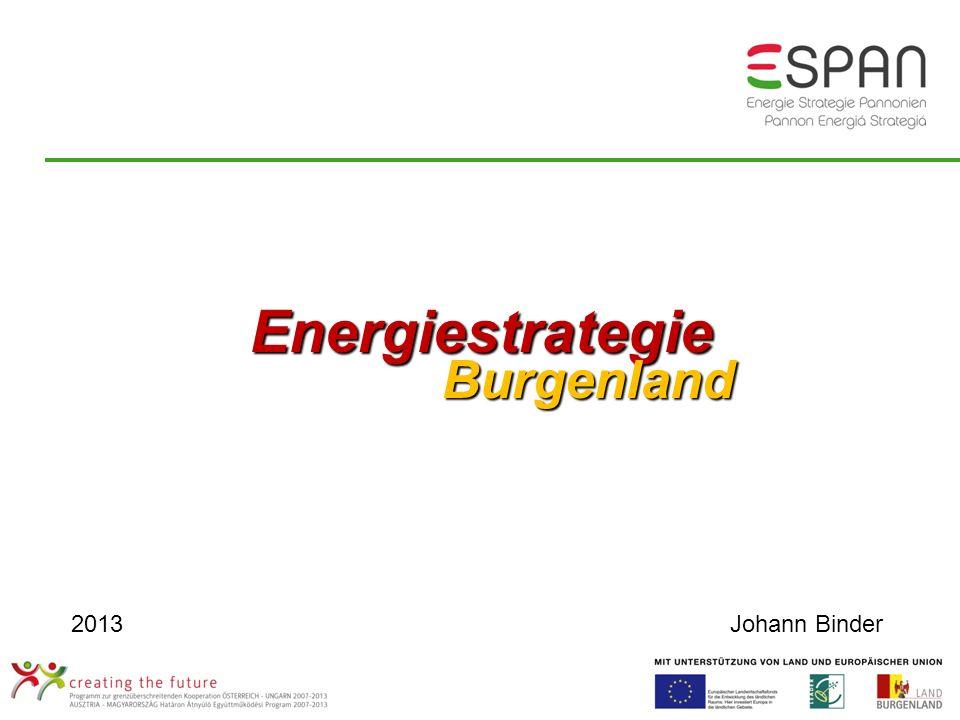 EnergiestrategieBurgenland 2013Johann Binder