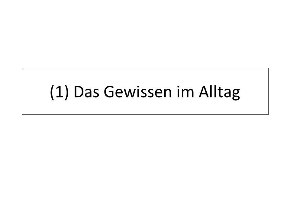Sprachliche Bedeutung lat.con-scientia, ursprünglich die Mitwisserschaft, z.B.
