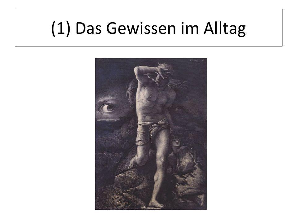 12.07.11 (3) Gewissensbildung und -entwicklung Gewissenskonflikt und Gewissensentscheidung Manchmal ist es schwer zu entscheiden, was richtig und was falsch ist.