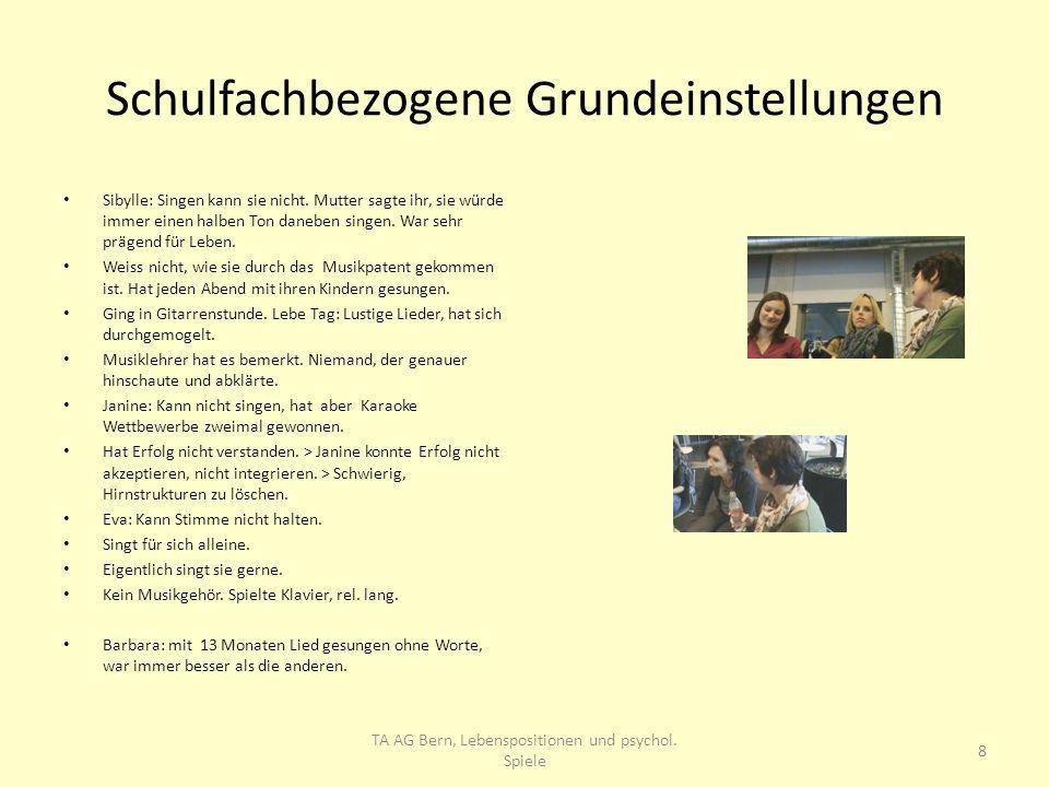 Uebertragung Uebertragung Viviane auf älteren Kollegen: Als junge Lehrerin hat er sie beeindruckt.
