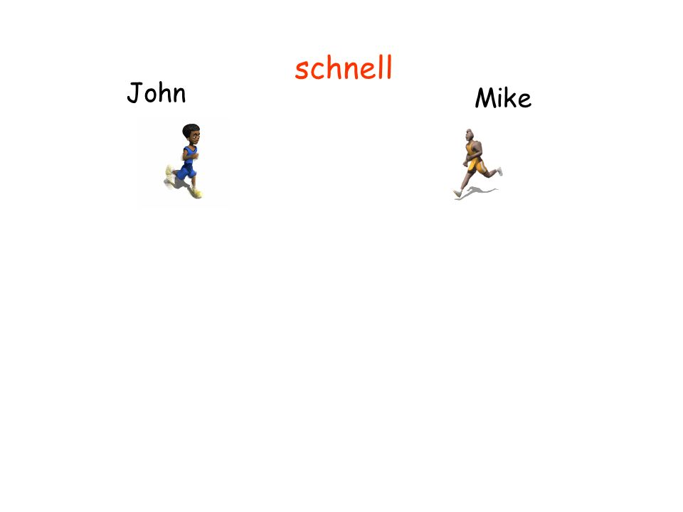 John Mike schnell