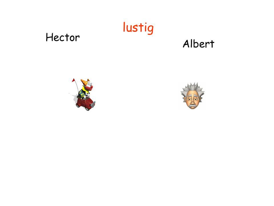 Hector Albert lustig